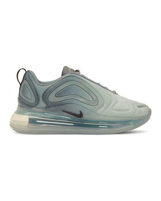 8def580f74 Lyst - Nike Blue Air Max 720 Sneakers in Blue