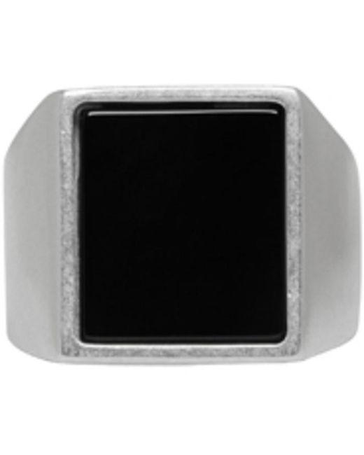 Maison Margiela | Black Stone Ring for Men | Lyst