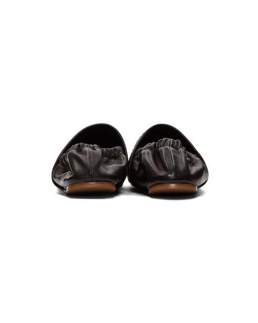 Livraison Rapide Vente En Ligne Acne Black Oy Loafers Pas Cher Exclusive Moins Cher La Vente En Ligne Shopping En Ligne Livraison Gratuite 2018 a4bpe