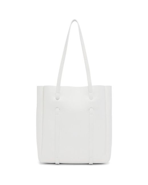 516423030f10 ... Balenciaga - White Xs Everyday Tote - Lyst ...