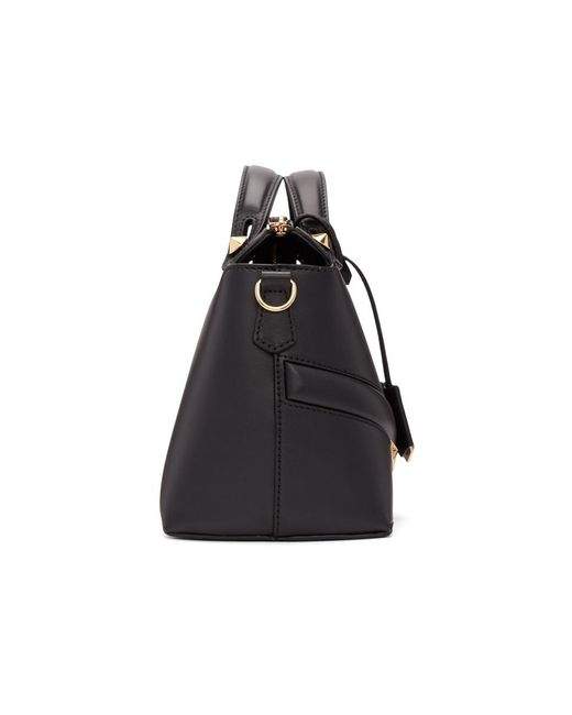 679ade65451 ... Fendi - Black Medium Bag Bugs By The Way Bag - Lyst ...