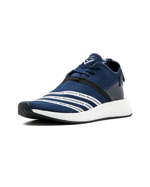 702d7e780 adidas Wm Nmd R2 Pk in Blue for Men - Save 23% - Lyst