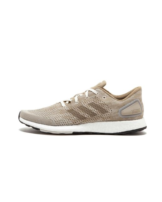 purchase cheap f988e ff485 Adidas - Natural Pureboost Dpr for Men - Lyst ...