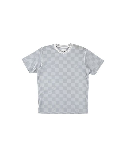 f1e74c00d Supreme Checker Soccer Jersey  ss 16  in Metallic for Men - Lyst