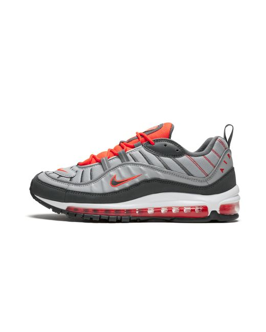 faa597f82947d5 Nike - Gray Air Max 98 for Men - Lyst ...