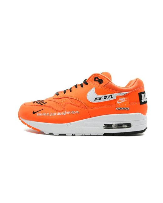new products e366b b8804 Nike - Orange Womens Air Max 1 Lx for Men - Lyst