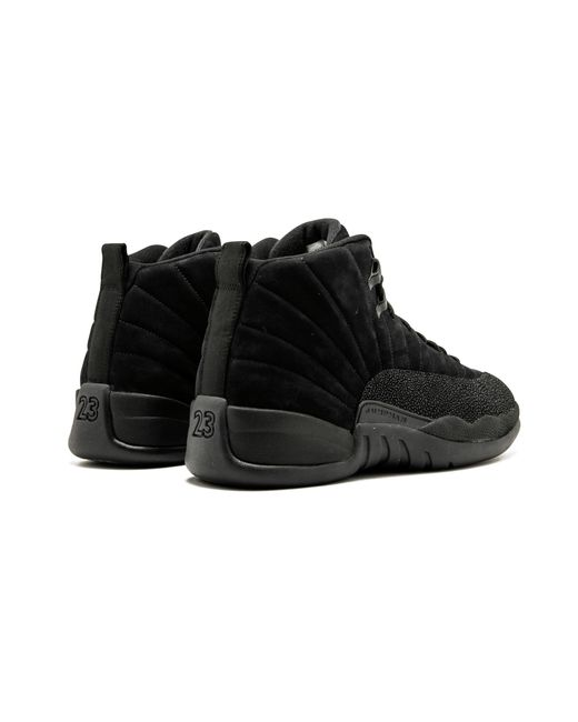 2c578bbd97e3d3 Lyst - Nike Air 12 Retro Ovo in Black for Men - Save 12%