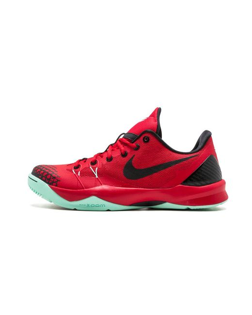 468a9e36b6ca Lyst - Nike Zoom Kobe Venomenon 4 in Red for Men - Save 39%