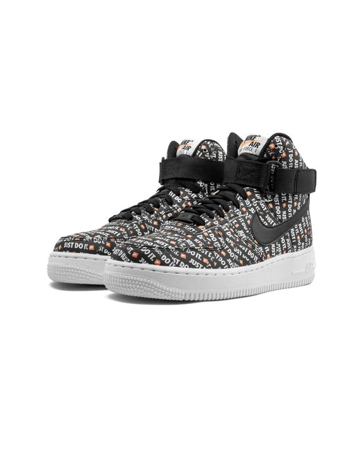 ... Nike - Multicolor Wmns Air Force 1 Hi Lx for Men - Lyst ... 239caab1b