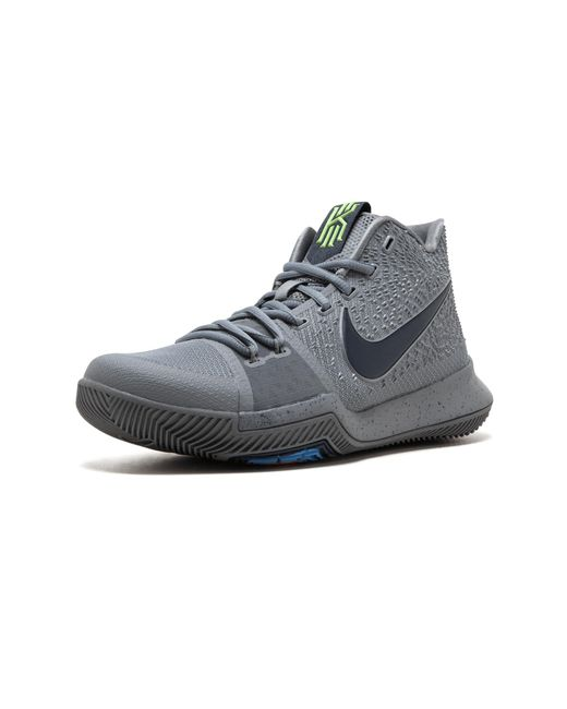 new product 05c0b 66a04 ... Nike - Gray Kyrie 3 for Men - Lyst ...