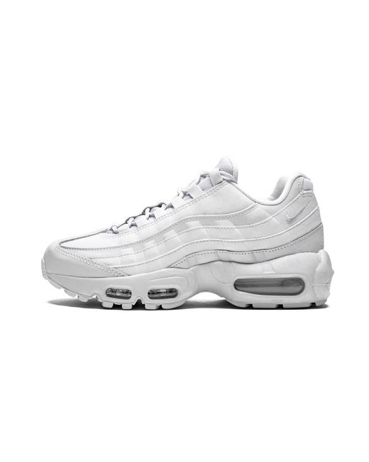 64f6712fe0f30 Lyst - Nike Air Max 95 Lx Womens in White for Men