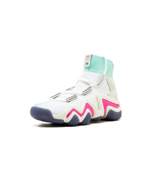 the best attitude 36fc0 fabdc ... Adidas - Multicolor Crazy 8 Adv Nicekicks for Men - Lyst ...