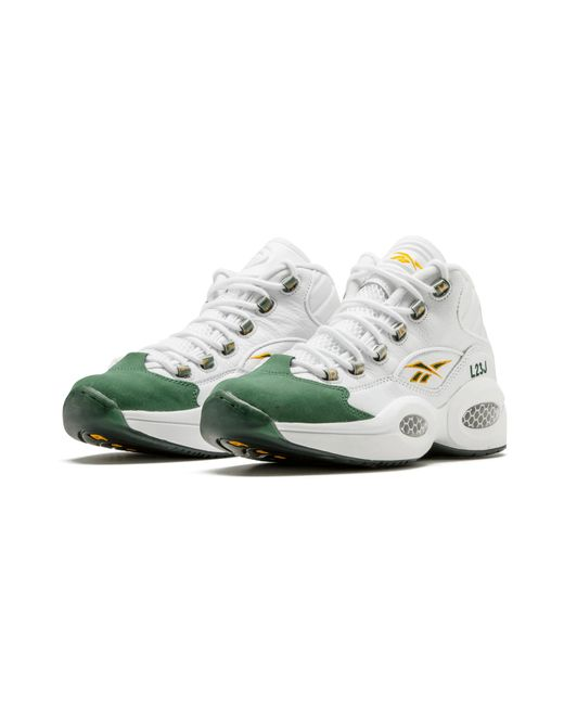 90f7360be1a7 ... Reebok - Multicolor Question Mid for Men - Lyst ...