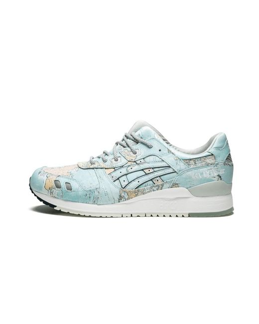 sale retailer 26e44 0ec5d Men's Blue Gel Lyte Iii