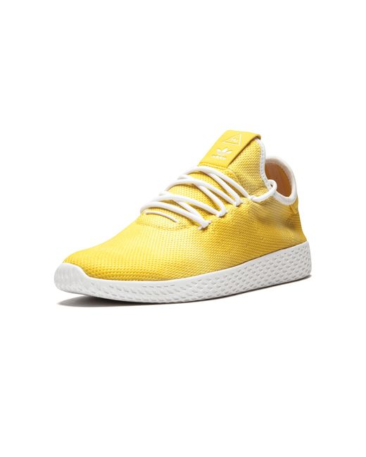 70c40a6e42547 Lyst - adidas Pw Hu Holi Tennis in Yellow for Men - Save 67%