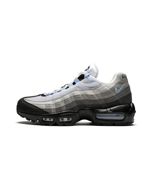 825575754f08a Nike Air Max 95 - Size 8.5 in Black for Men - Lyst