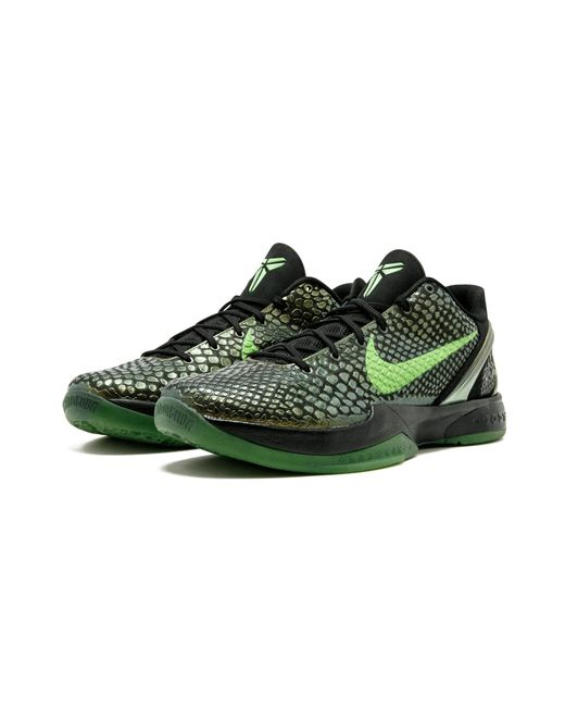 c17bbbd22413 ... Nike - Green Zoom Kobe Vi Supreme for Men - Lyst ...