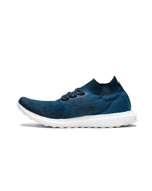 774cc445f Lyst - adidas Ultraboost Uncaged Parley in Blue for Men - Save 27%