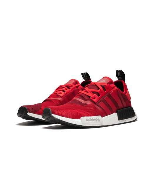 f4d51fb4b921a ... Adidas - Red Nmd r1 for Men - Lyst ...
