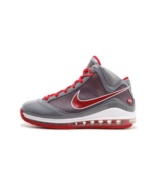 online store 37ab3 e7c43 Nike - Red Air Max Lebron 7 Tb for Men - Lyst