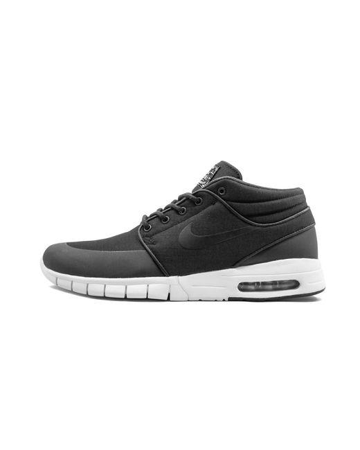 08e0e3c2c5 Lyst - Nike Stefan Janoski Max Mid in Black for Men