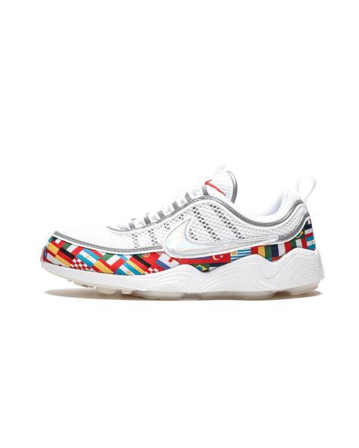 4efd05e6cef3a Lyst - Nike Air Zoom Spiridon  16 Nic Qs in White for Men