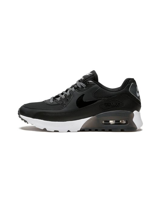 8b7321517168 Nike W Air Max 90 Ultra Essential in Black for Men - Save 9% - Lyst
