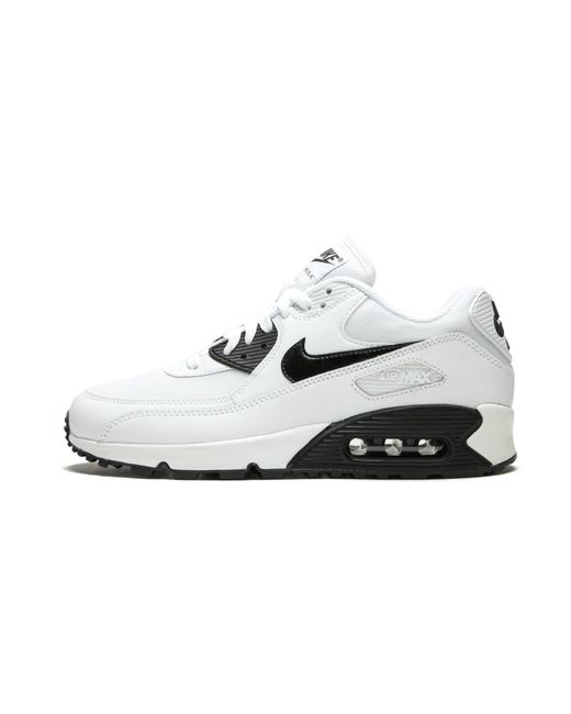 7ab9741fec9 Nike - White Air Max 90 Essential for Men - Lyst ...