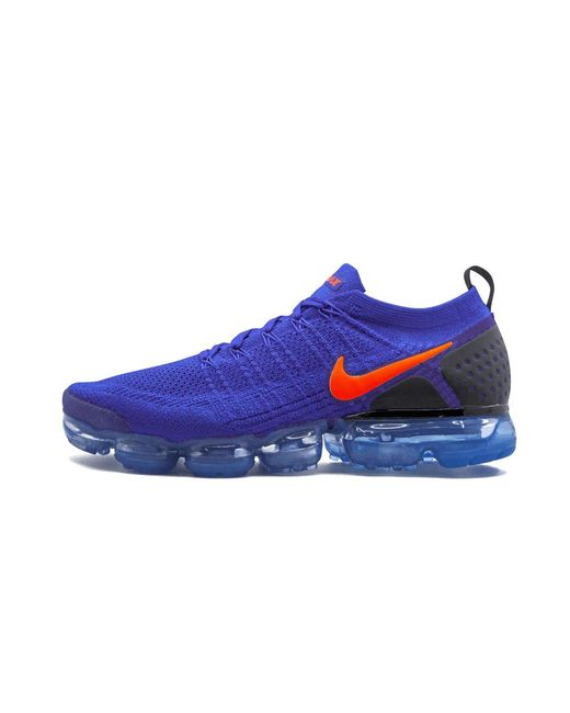 25d2971054f0 Lyst - Nike Air Vapormax Flyknit 2 Racer Blue total Crimson in Blue ...