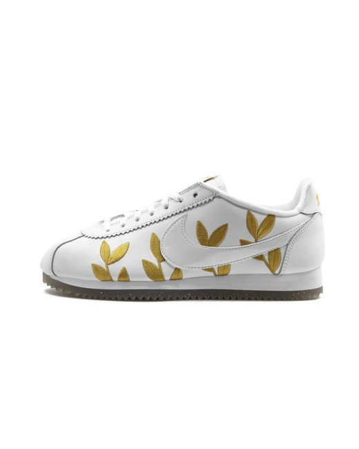 new products f01c9 c9195 order nike luxury sneakers 2018 11b9c 169a8  aliexpress nike white classic  cortez lyst 73889 1f914