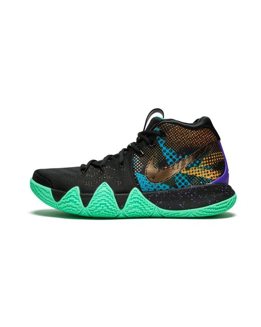 c70b2cb83860 Lyst - Nike Kyrie 4 Mamba in Black for Men - Save 13%