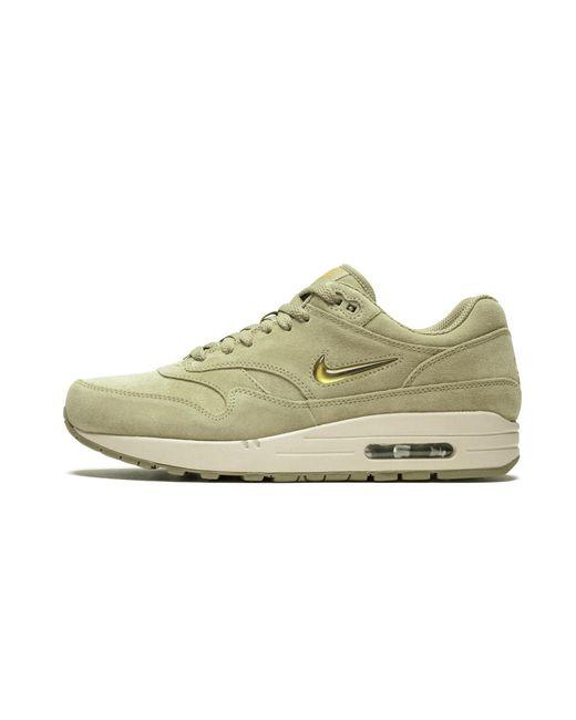 buy online d6716 c4cd5 Nike - Green Air Max 1 Premium Sc for Men - Lyst ...