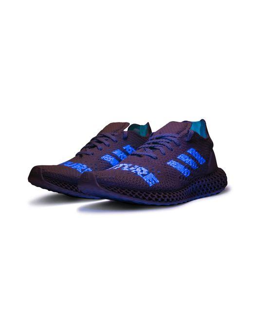 newest 09a4d 8ba09 ... Adidas - Green Arsham Future Runner 4d for Men - Lyst ...