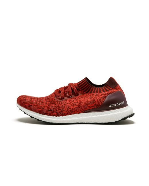 150ed1896 Adidas - Red Ultraboost Uncaged for Men - Lyst ...