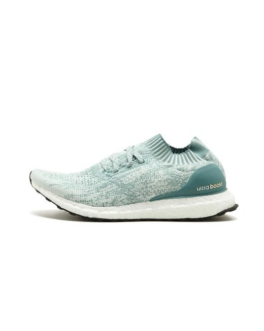 740c48b29 Lyst - adidas Ultraboost Uncaged Womens Core Green core White in Blue