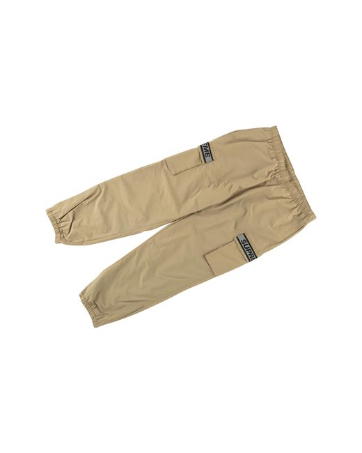 Supreme - Natural Reflective Taping Cargo Pant for Men - Lyst