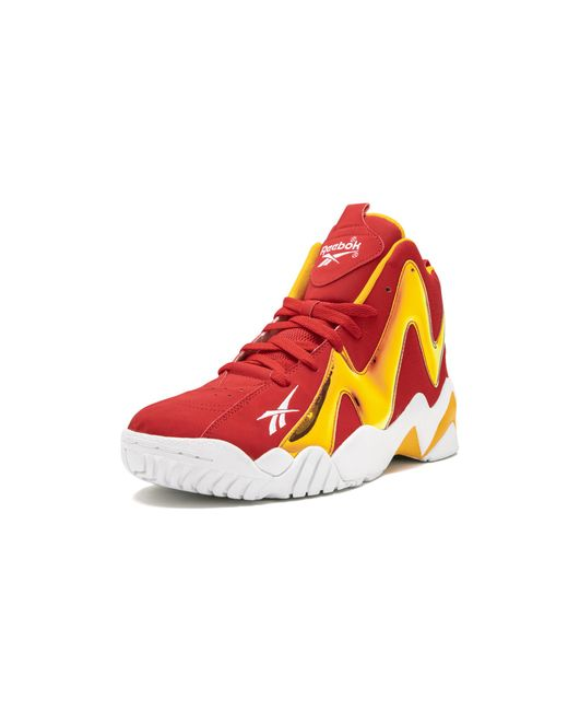 11ea21a089aa73 ... Reebok - Red Kamikaze All Star for Men - Lyst ...