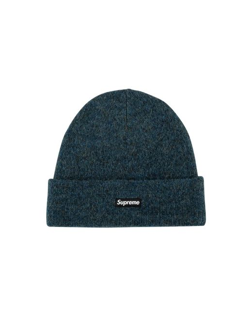 91e8d6d6 Supreme Mohair Beanie Hat 'fw 18' in Blue for Men - Lyst