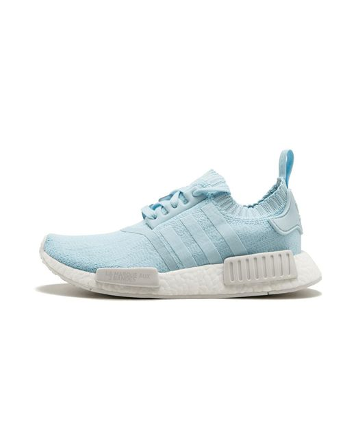 uk availability ae940 a6606 Blue Nmd R1 Womens Pk - Size 9w
