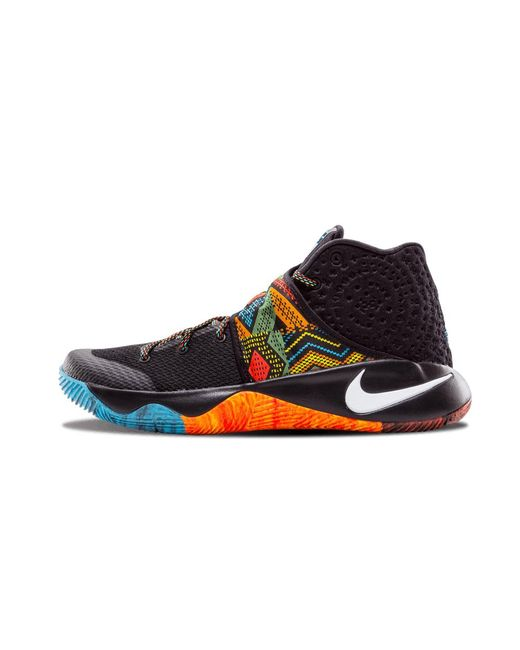 8bf1f271a35e Lyst - Nike Kyrie 2 Bhm in Black for Men
