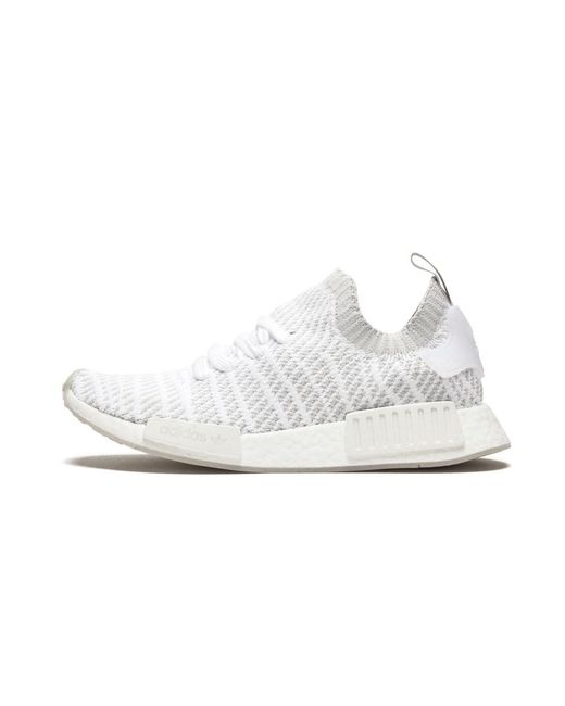 20012c9a5 Lyst - adidas Nmd r1 Stlt Pk in White for Men - Save 50%