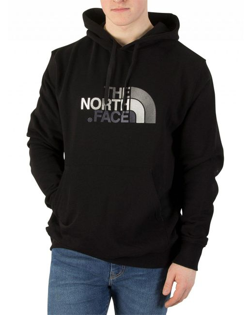 The North Face - Black Avalon Full Zip Hoodie for Men - Lyst