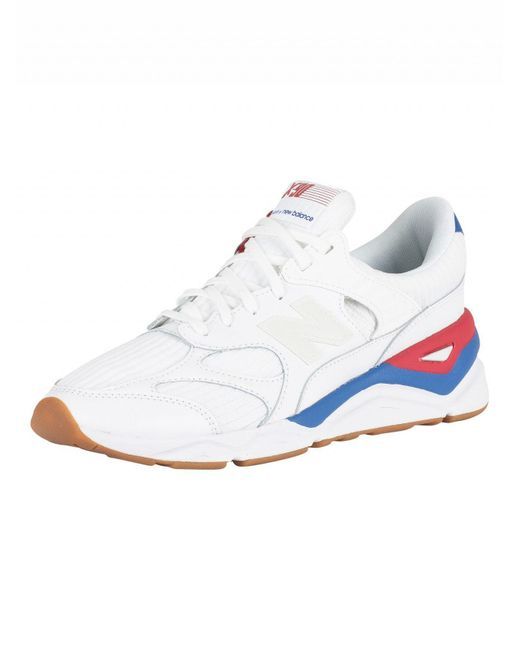 new balance men's trainers x90