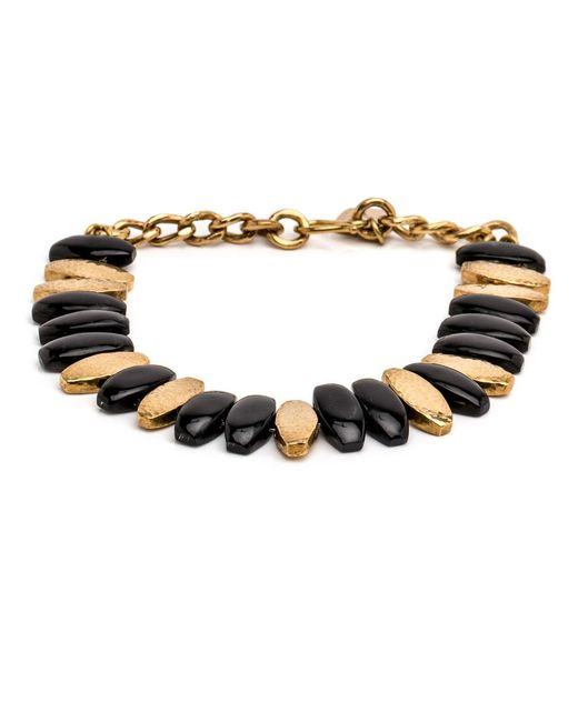 Ashley Pittman | Multicolor Dhana Dark Horn Necklace | Lyst