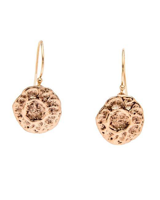 Julie Cohn | Metallic Bronze Moon Earrings | Lyst