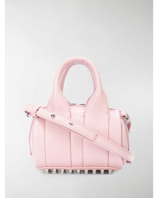 Alexander Wang - Pink Baby Rockie Bag - Lyst