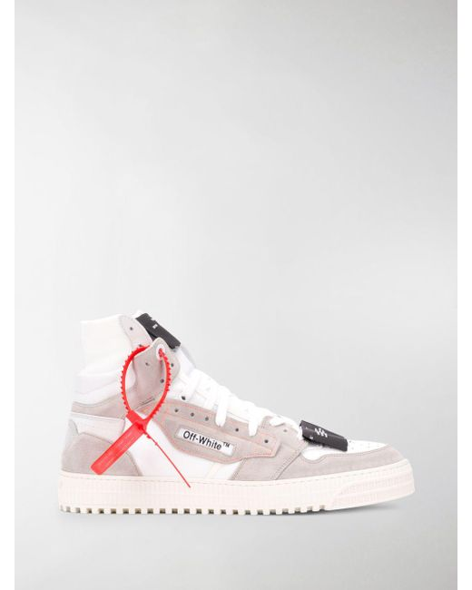 08c720e94927 Lyst - Off-White c o Virgil Abloh Off-court 3.0 Hi-top Sneakers in ...