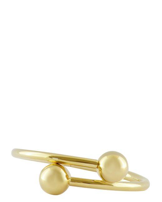 J.W. Anderson | Metallic Gold-plated Pierce Bracelet | Lyst