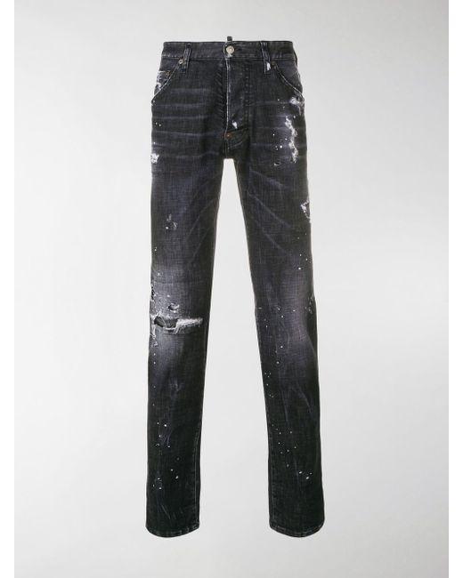DSquared² - Black Our Best Fantasy Jeans for Men - Lyst