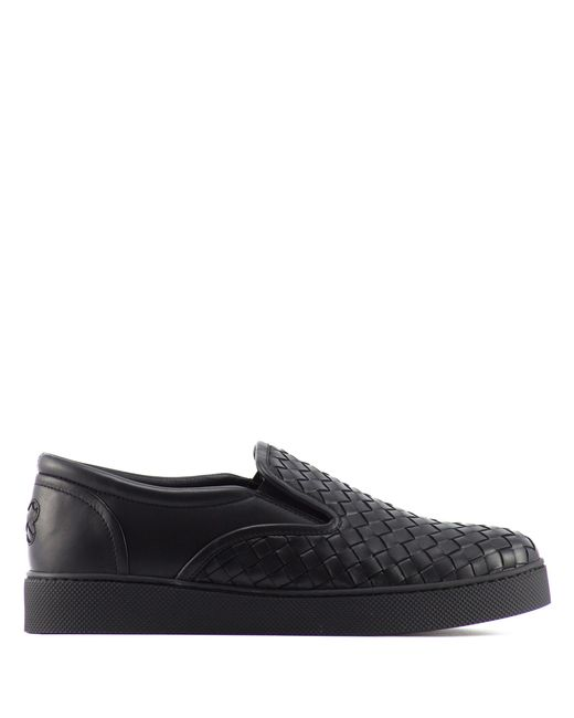 Bottega Veneta | Multicolor Leather Slip-on Sneakers for Men | Lyst